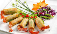 VietNamese Frozen Shrimp Spring Roll with different flavour