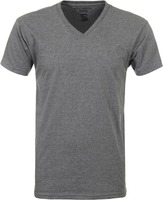 2015 Mens v neck t shirts bulk buy wholesale t shirt for silm fit blank t-shirt design