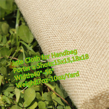 JUTE CLOTH FOR HANDBAG