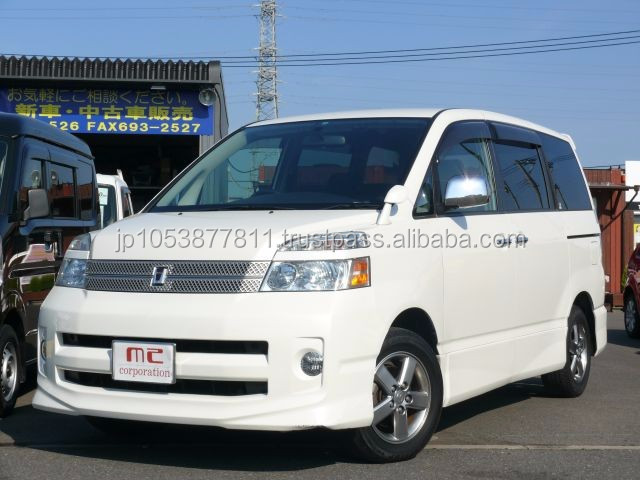 Right hand drive and Popular right toyota VOXY 2.0Z kirameki 2007 used car