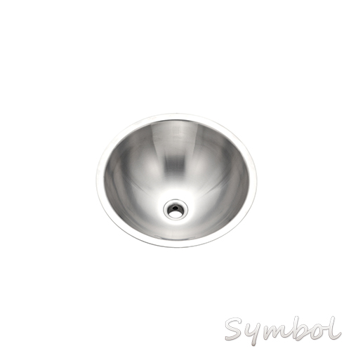 304 Deep Round Undermount Kitchen Sink