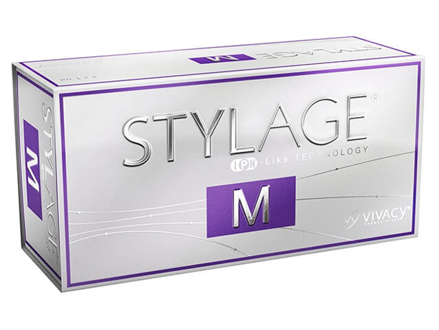 Vivacy Stylage M 2x 1 ml