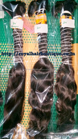 Natural Indian Hair REMY VIRGIN INDIAN HAIR EXPORTER AND SUPPLIER IN INDIA CHENNAI