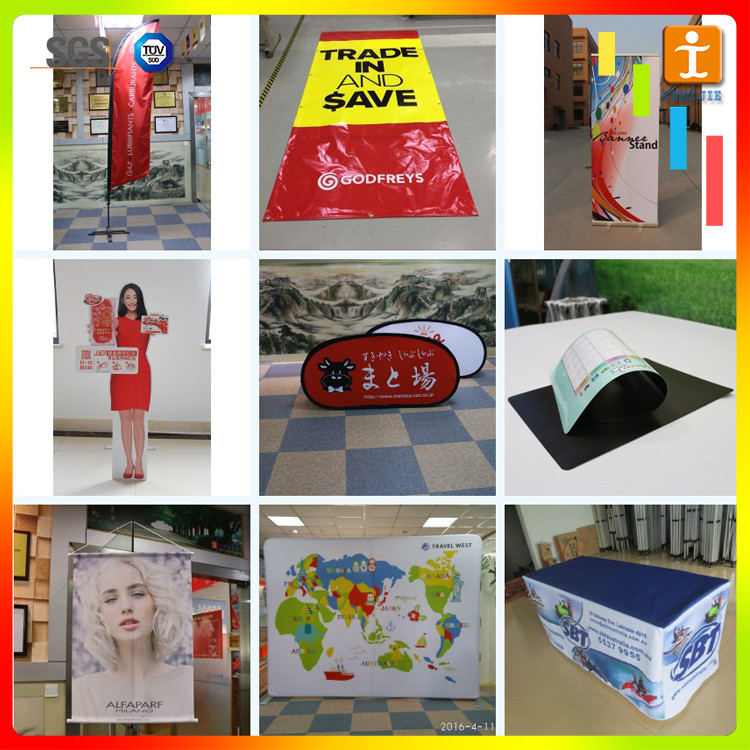 Custom digital printing PVC vinyl advertising outdoor banner printing