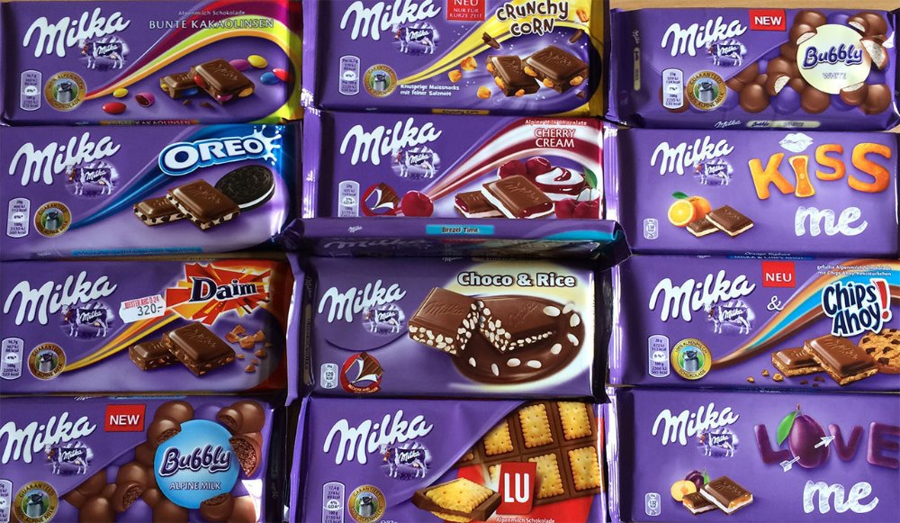 Milka Chocolate 300g