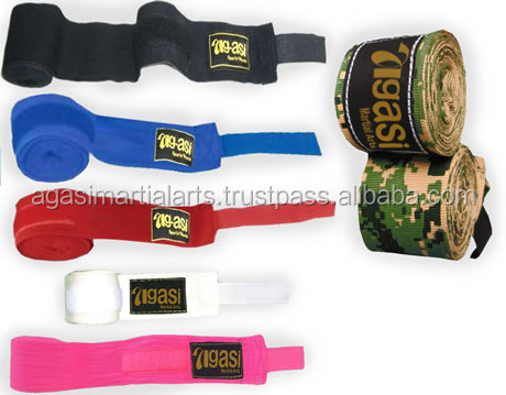 Boxing Hand Wraps Custom Made High Quality Material Dipped Foam