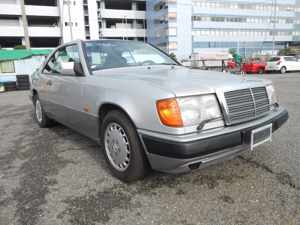 Good condition used mercedes benz medium-class for industrial use