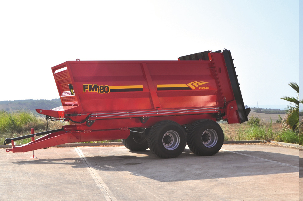 Manure Spreader 18 tons