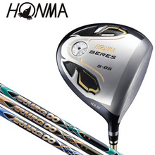 Honma BERES S-05 Driver 2star ARMRQ44 shaft Specification golf clubs honma beres