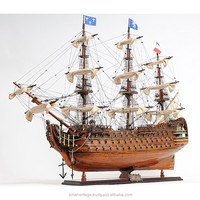 Royal Louis e.e. Wooden Model Ship