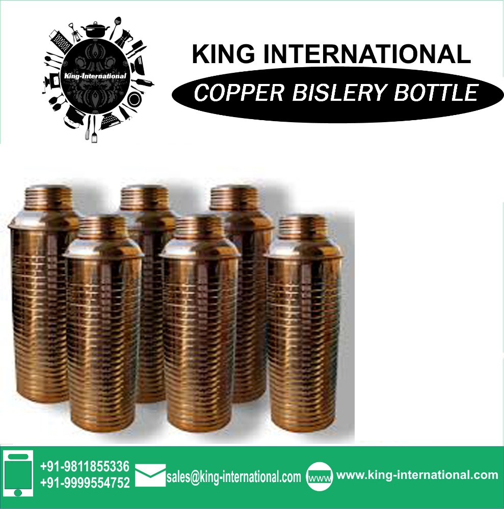 2016 New style Fruit Infusion Copper Bislery Bottle Plain