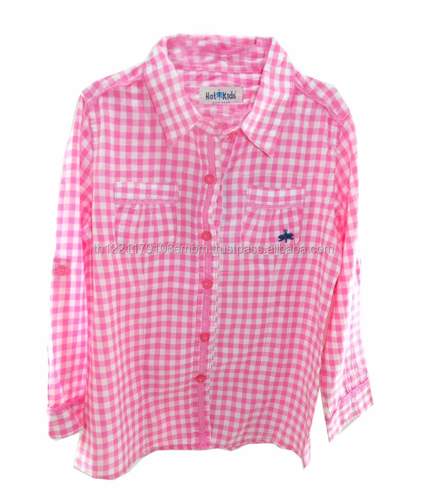 pinky sweet kids shirts kid clothing