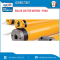Durable Finish Rust Proof Roller Shutter Motors Puma Series at Market Leading Price