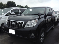 HIGH QUALITY JAPANESE RIGHT HAND DRIVE USED CARS FOR TOYOTA LAND CRUISER PRADO (GRADE : TX, MODEL : TRJ150W)