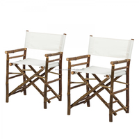BAMBOO DIRECTOR CHAIR -OUTDOOR FURNITURE