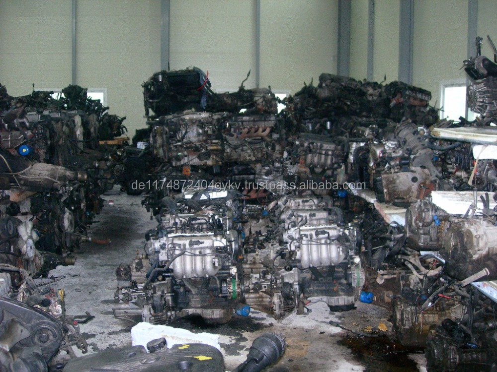 Scrap used car engines for sale