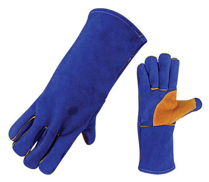 Welding special gloves belong to hand protection