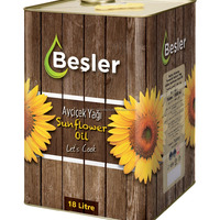 Sunflower Oil 18 Lt