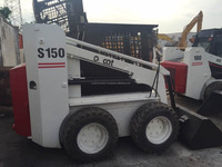 Used Bobcat S150 backhoe Loader ( Call 0086-15800802908 )