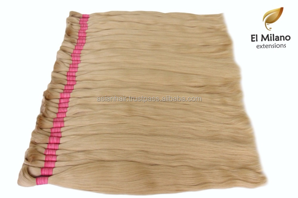 Hot Product Top Selling 613 Color Blonde Natural Human Hair No Chemical Used No Tangle Perfect Hair