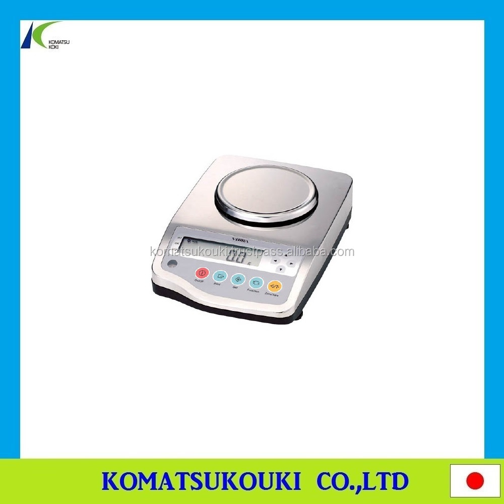 Premium dust and water proof high precision electronic scale with selectable measurement mode, Made in Japan