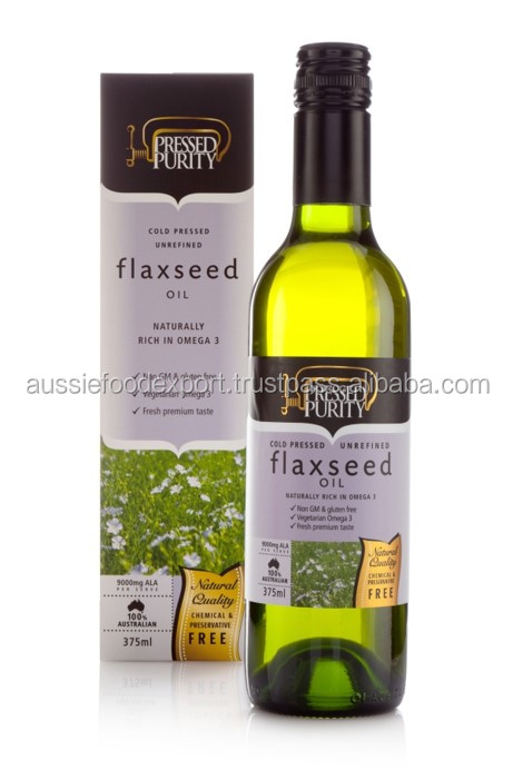 Flaxseed Oil - Australian Made Quality Flaxseed Oil