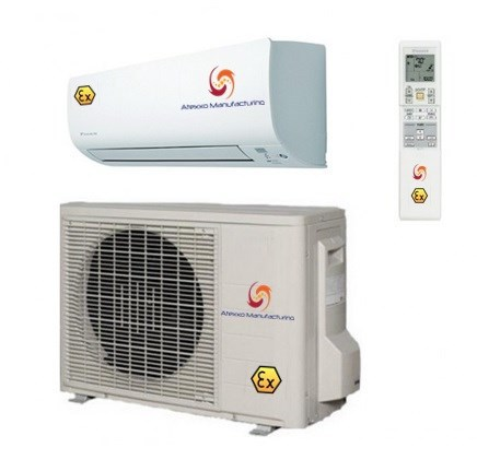 ATEX Air Conditioner / EX Split Unit.