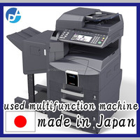 High-quality reliable used printers copier scanner all in one