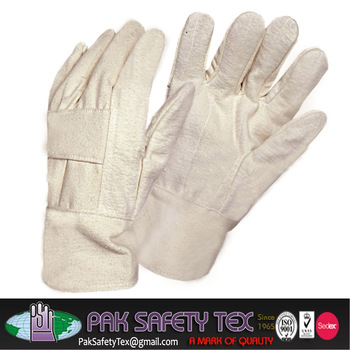 Men Hot Mill Band Top With Burlap 18,24,28 Oz/ Men's Hot Mill Knuckle Strap Band Top Glove Pair