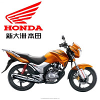 Honda 125 cc motorcycle SDH(B2)125-51A with Honda patented electromagnetic locking system