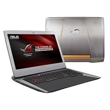 "New Price For Rog G752VY-RH71 17.3"" Gaming Laptop i7 128GB SSD + 1TB HHD GTX980M"