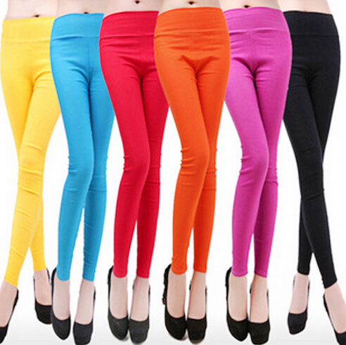 Ladies wholesale thermal leggings stock clothing liquidation