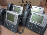343x used Cisco voIP phones 7941 7961 7962 telephones - 10,- EURO per piece