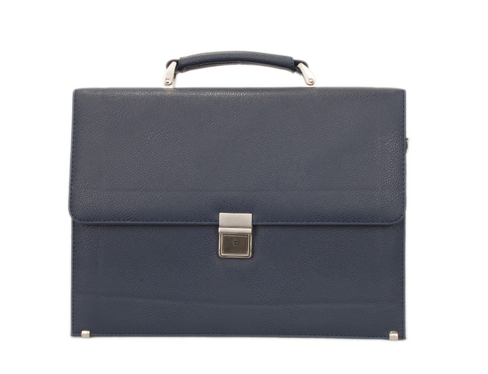 Axpe, PU Leather Briefcase