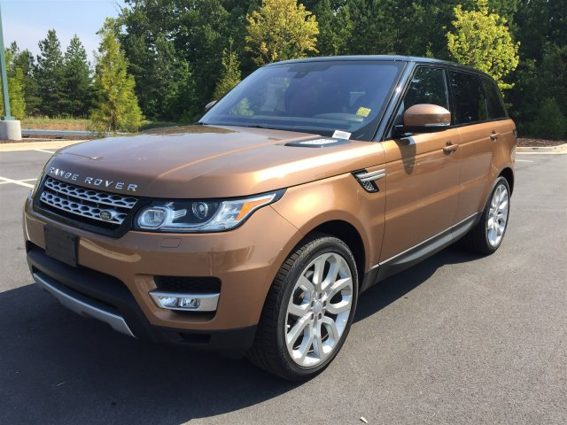 Used LHD Land Rover Range Rover Sport HSE 2014