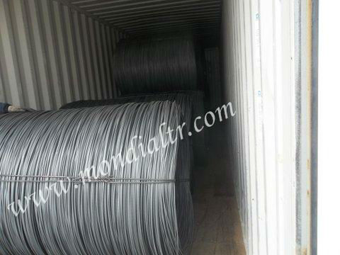 5.5mm SAE1008 Steel wire rod