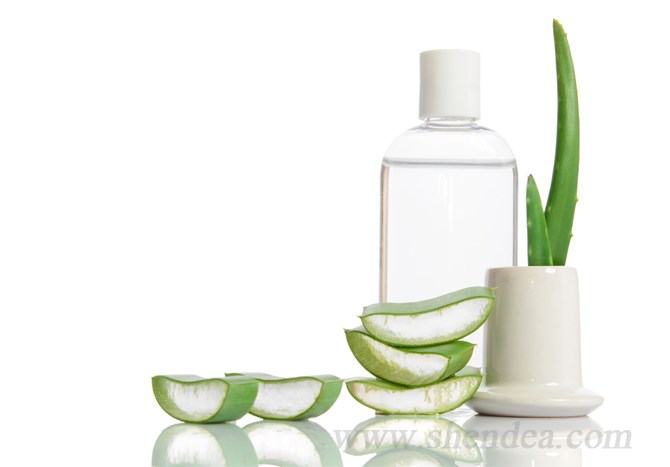 private label 100% pure natural organic aloe vera forever living products plant soothing moisture face skin cream aloe vera gel