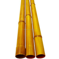H_Wholesale straight bamboo poles/building product with construction material