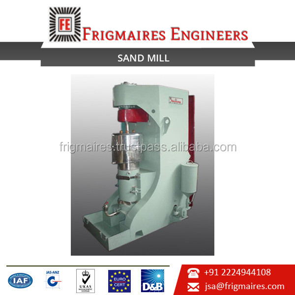 Hot Sale of Best Grade Sand Mill/Basket Mill Machine with Various Use