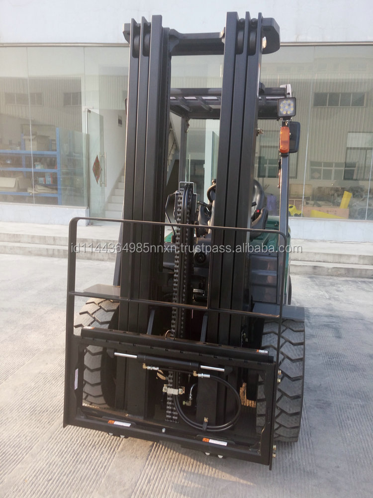 4 ton TCMC diesel forklift forklift paper roll clamp hot sale