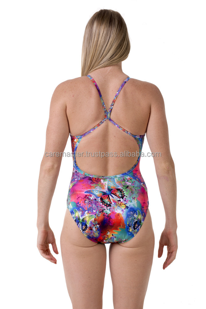 Sexy Girl Full Photo Woman Swimwear/Mature Swimsuit