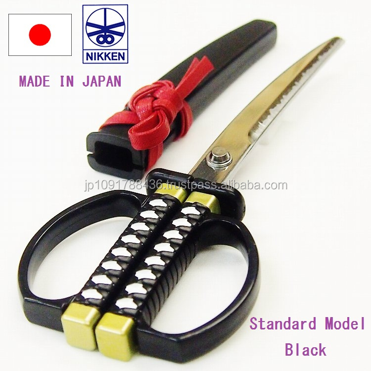 Samurai Sword Scissors For paper cut made in japan