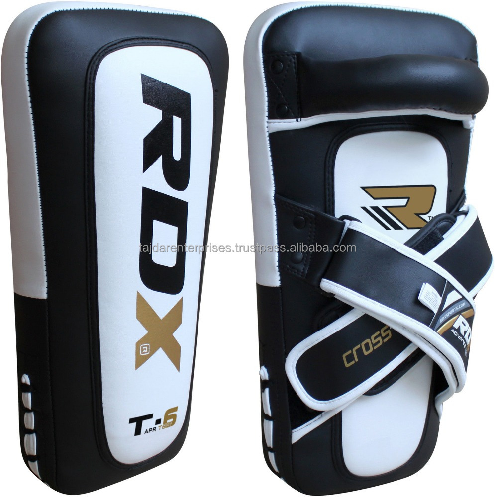 RDX Thai Kick Boxing Strike Curved Arm Pad