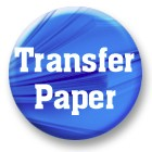 Wholesale iron on transfer paper