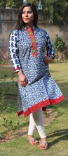 NEW KURTI ETHNIC INDIAN WOMEN KURTA ALL SIZES