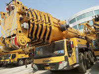 500 ton XCMG 2010 years all terrain crane for sale in shanghai china