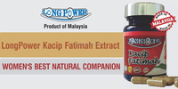 Natural Libido Booster for Women LongPower Kacip Fatimah Extract