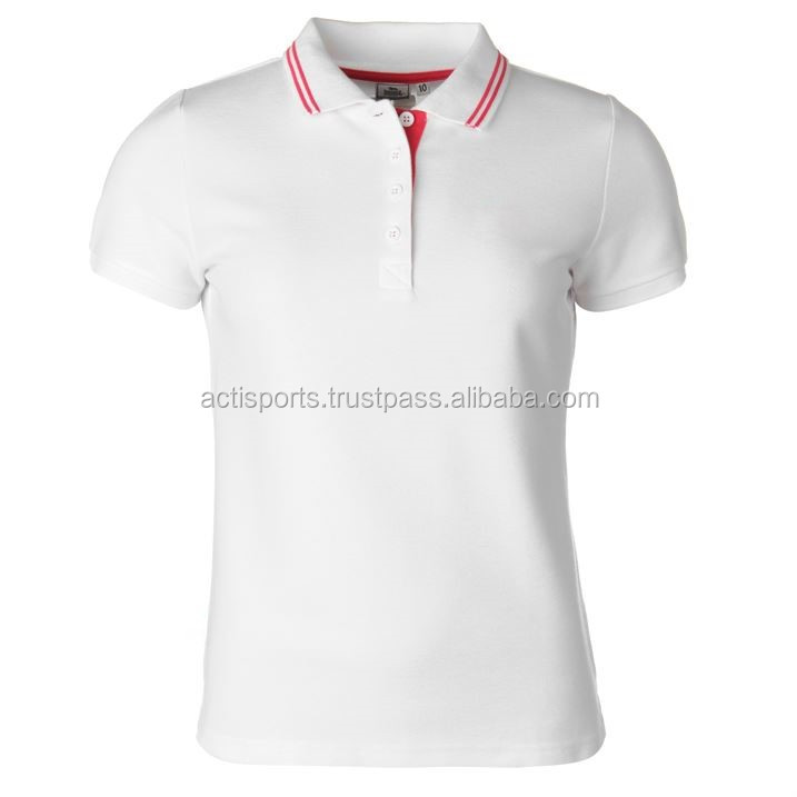 women sports polo shirt, polo shirt,