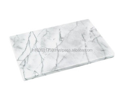 Square Marble Chopping Board House on Pinterest Cost Plus World Market White Marble