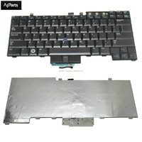For Dell Latitude E6400 E6410 E5320 E6500 series laptop keyboard US UK SP RU PO layout